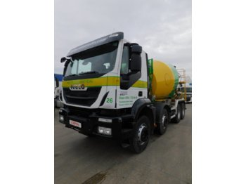 Concrete mixer Iveco Ad340tb