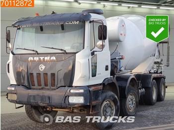 Concrete mixer Iveco Astra HD8 8442 8X4 12m3 Manual Big-Axle Steelsuspension Euro 3