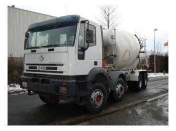 Iveco EUROTRAKKER 380 8X4 EURO 3 - concrete mixer