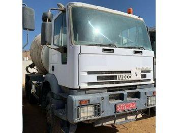 Concrete mixer Iveco Euro Trakker
