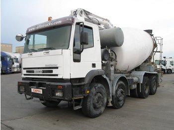 Concrete mixer Iveco Eurotrakker