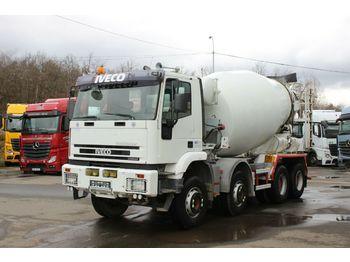 Concrete mixer Iveco MP 340 E 35HB 8X4, BETONMIX