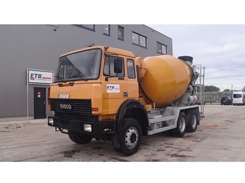 Iveco Magirus 260 - 25 (FULL STEEL./ BIG AXLE) - concrete mixer