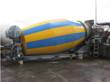 Concrete mixer Liebher