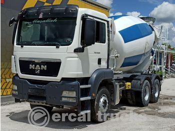 MAN 2012 TGS 33.360 E5 6X4 AC CONCRETE MIXER - concrete mixer