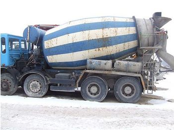 MAN 30.291, 8x4 - concrete mixer