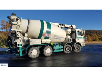 Concrete mixer MAN 32.264
