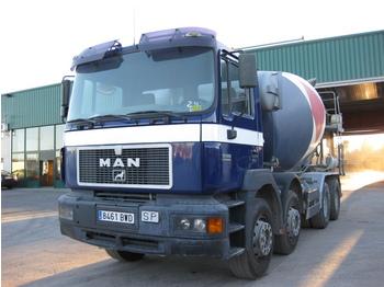 MAN 32.343 - concrete mixer
