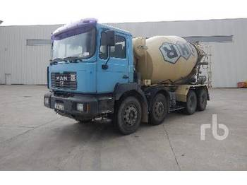Concrete mixer MAN 35.364 8x4