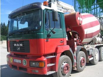 MAN 41.414 - concrete mixer