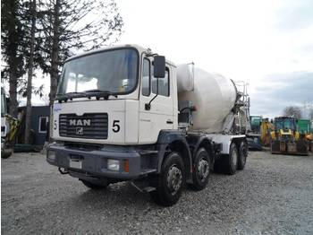 Concrete mixer MAN 41.464 VFK