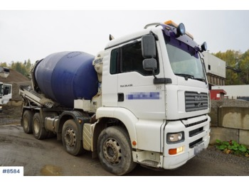 Concrete mixer MAN TGA