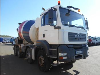 Concrete mixer MAN TGA 35.350: picture 2
