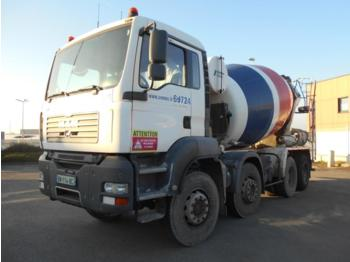 Concrete mixer MAN TGA 35.350