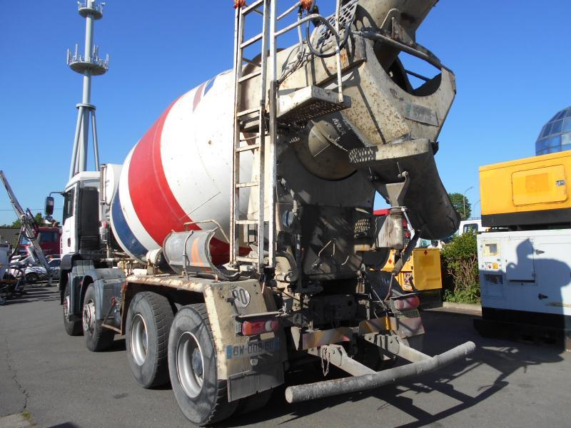 Concrete mixer MAN TGA 35.350: picture 6