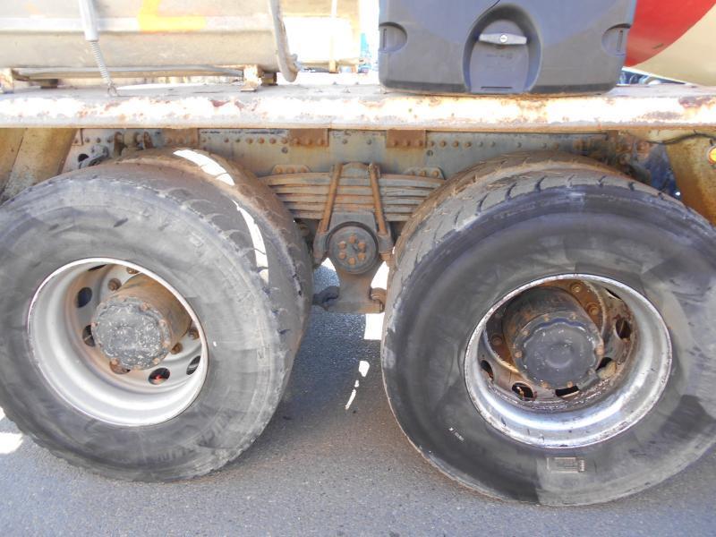 concrete mixer MAN TGA 35.350