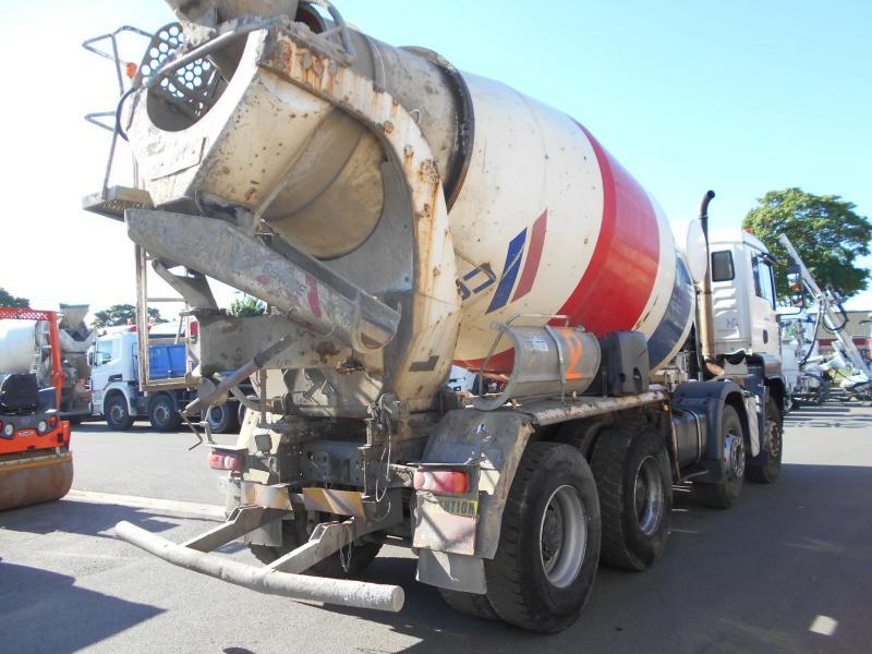 Concrete mixer MAN TGA 35.350: picture 5