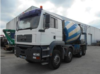 Concrete mixer MAN TGA 35.360