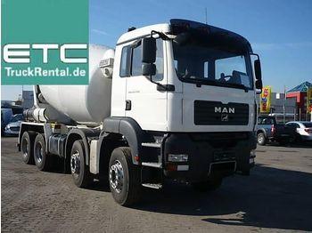 MAN TGA 35 440 INTERMIX 10 CBM DEUTSCHER TRUCK - concrete mixer