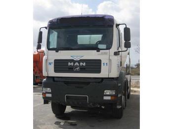 MAN TGA 41.350, 8x4, mit FRUMECAR 10m3. - concrete mixer