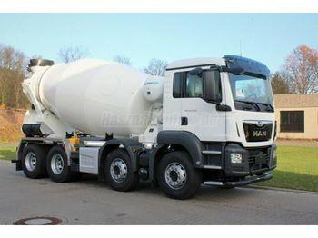 MAN TGS 32 - concrete mixer