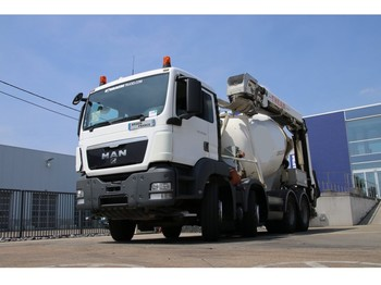 MAN TGS 32.360 + TAPIS THEAM 16M - concrete mixer