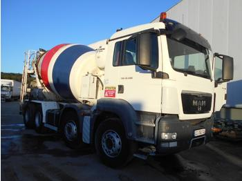 Concrete mixer MAN TGS 32.400