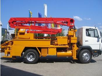 MB 1317 - concrete mixer