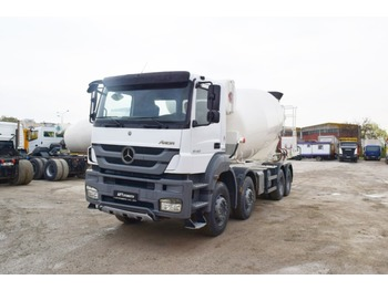 MERCEDES-BENZ 2015 4140 E5 8x4 CONCRETE MIXER 12 M³ 2 PCS - concrete mixer