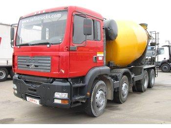 Concrete mixer Man 32363