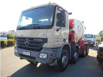 Concrete mixer Mercedes Actros 3236