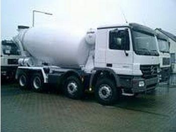 Mercedes-Benz ACTROS 3541 STETTER 10 CBM - concrete mixer