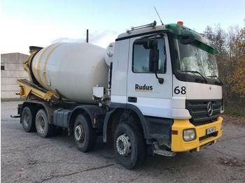 Mercedes-Benz Actros 3241B 8x4/4 - concrete mixer