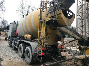 Mercedes-Benz Actros 4141K 8X4/4 - concrete mixer