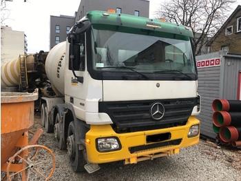 Mercedes Benz Actros 4141K 8x4/4 - concrete mixer