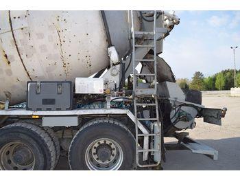 Concrete mixer RENAULT KERAX