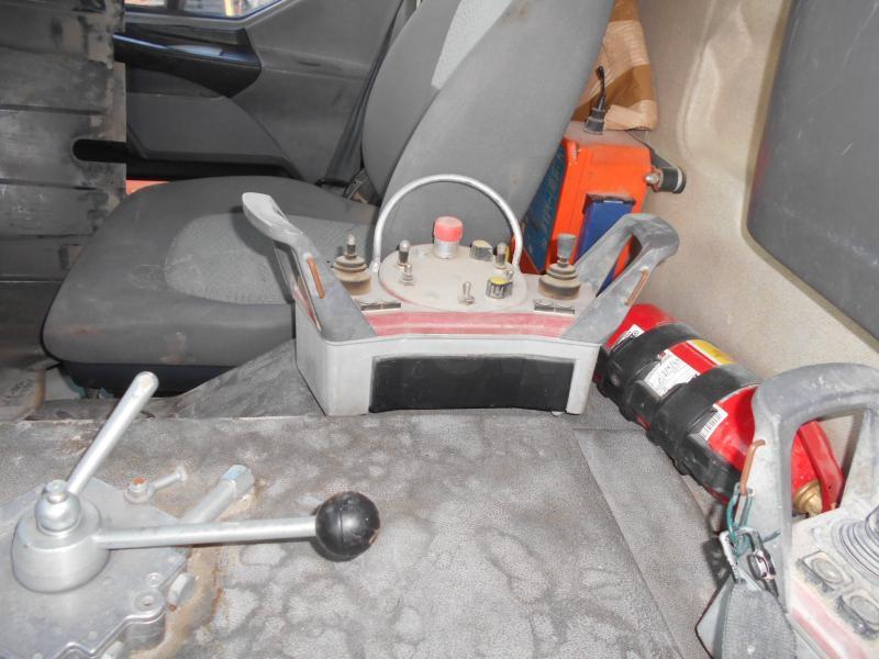 concrete mixer Renault Kerax 370