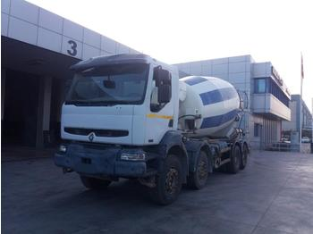 Renault Kerax 420 - concrete mixer