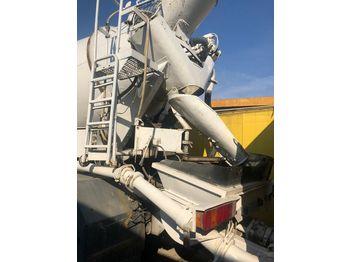SCANIA 124- 360 - concrete mixer