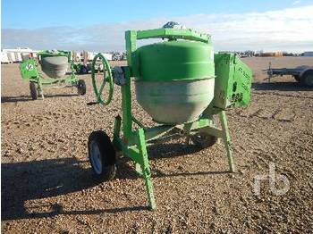 Used Concrete Mixers For Sale At Truck1