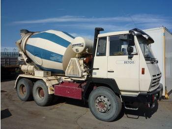 Steyr 1491.310 /B29 /6x4 - concrete mixer