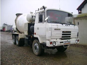TATRA 815 6x6 - concrete mixer