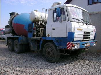 TATRA 815 6x6 MIX - concrete mixer