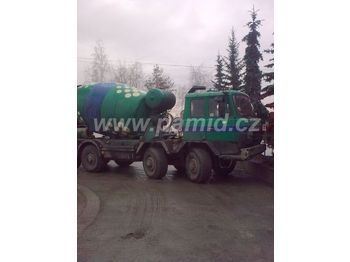 TATRA T815 - concrete mixer