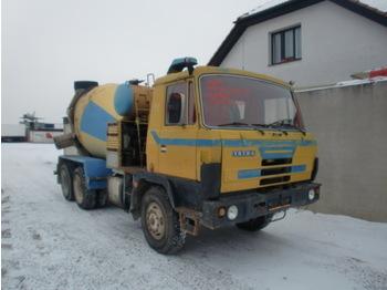 Tatra 815 - concrete mixer