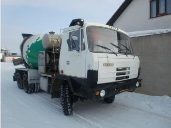 Tatra 815 P26208 6X6.2 - concrete mixer