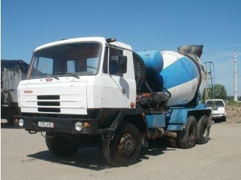Tatra 815 P blastmixer 6x6 - concrete mixer