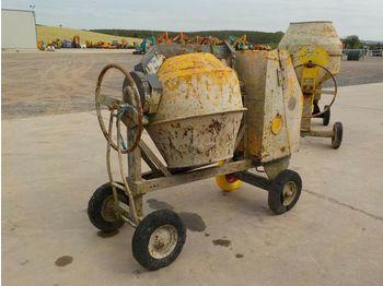 Terex Benford Cement Mixer (Spares) - concrete mixer