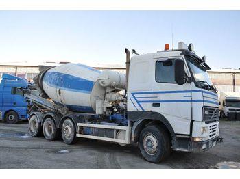 Concrete mixer VOLVO FH12 380