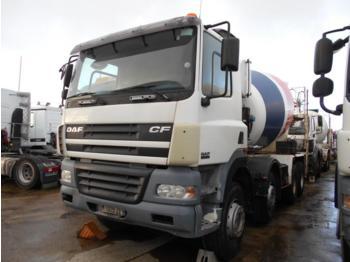 Concrete mixer truck DAF CF85 380